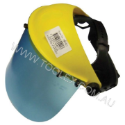 Safety Visor Assembly Green