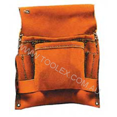 Nail & Tool Bag-8 Pocket-Suede