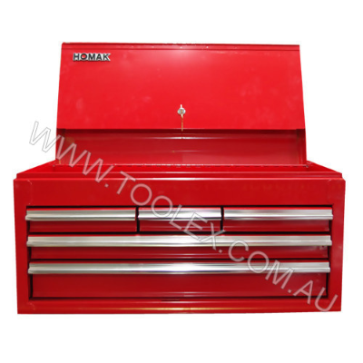 Work Shop Tool Box 660 Red 5 Drawers Tool Chest
