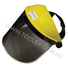Saftey Visor Assembly Mesh
