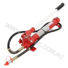 Auto Body 10T Pump & Hose Chin