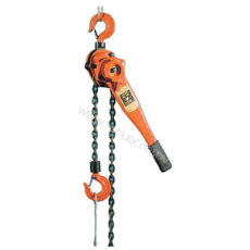 Ratchet Lever Block 0.75Ton Colour Orange