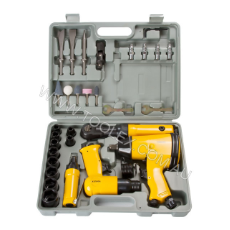 Air Tool Kit 4 Tools 32 Pc (Including Blow Case) At5009