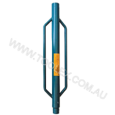 Steel Post  Dropper Hammer Hand Operated