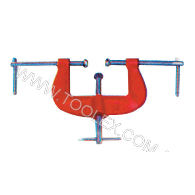 Clamp 3 Way Cast Iron Discontinued See P/N 530769
