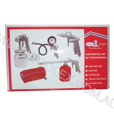 Air Tool Kit 5 Pc Nitto Fittin Nitto Quick Coupler Fittings Toolex Colour Box