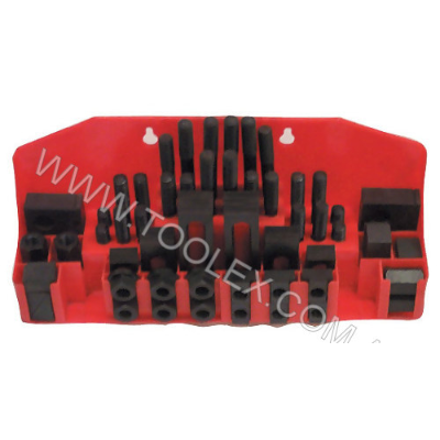 Clamp Kit 58Pc 3/8 Stud 1/2