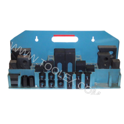 Clamp Kit 58Pc 5/8 Stud 3/4