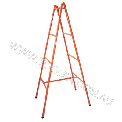 Trestle Foldable 1815mm Three Step  100Kg-T24