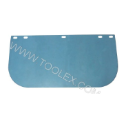 Safety Visor Screen Clear