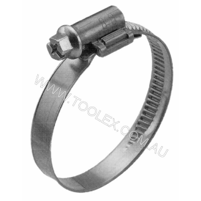 Hose Clamp Norm Stls 12-20mm