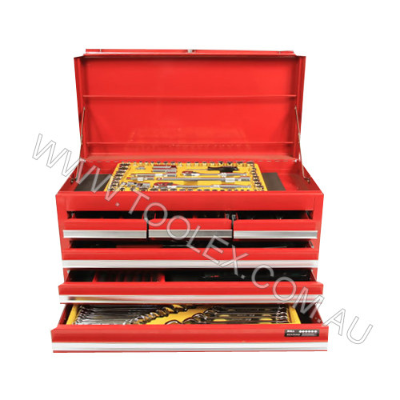 Tool Kit 167Pc  6 Draw Chest