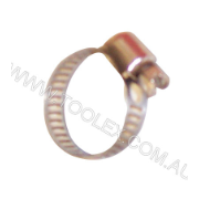 Hose Clamp Gal   7- 13mm Ooo