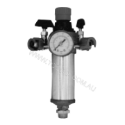 A/C Air Filter Regulator 3/8