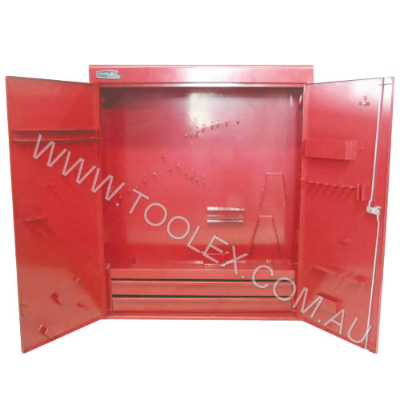 Work Shop Tool Box 750 x 225 x 890 Red Tool Cabinet X-Large TB51065 Heavy Duty