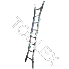 Ladder Aluminium 1.2-2.5 Multi Purpose 120Kg Folding As/Nzs 1892.1:1996