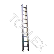 Ladder Extension 3.2m 5.3m 150kg Aluminium Industrial 10ft-6in 17ft-4in  As/Nzs1892