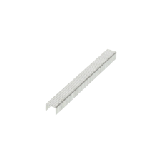 Flat Staples 10.6mm Crown 8mm  Long 5,000 Staples Per Pack  Arrow T50 Style Staples