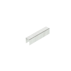Flat Staples 10.6mm Crown 14mm Long 1,000 Staples Per Pack Arrow T50 Style Staples