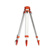 Level Tripod Domed Aluminium SJA20D