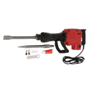 Demolition Hammer 1500Watt 50J Industrial 1400RPM 30MM Hex Fitting With 360D Front Handle
