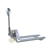 Pallet Truck 2.5T Capacity SS 304 Stainless Steel Heavy Duty Single Front Wheels