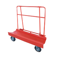 Wallboard Trolley With 305MM X 1048MM Deck Load Capacity 320KG Body Size 1270mmx575mmx