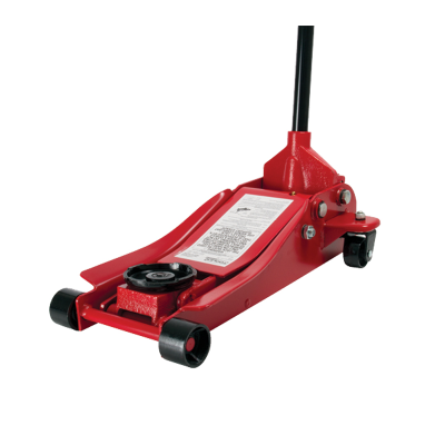 Hydraulic  Garage Jack Low Profile 2 Ton 90mm Lowered & 460mm Raised