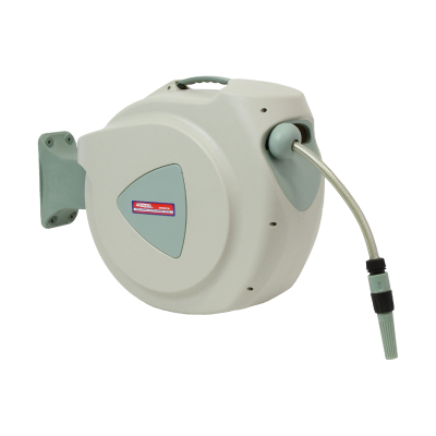 Hose Reel Water 20 Mtr Retractable With Fitting
