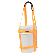 Bucket Sling 100KGWL 35MM Webbing Rating Double Web With Black Protector