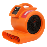 Fan Blower Large 3/4HP Motor Mars Series 1455RPM 3 Speed 2455CFM Displacement