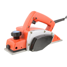 Planer 82mm Tct Blades Tp82 500 Watt Orange 240V Blow Case