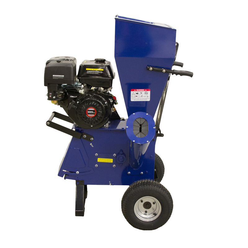 Toolex | Chipper & Shredder With 13HP Lifan Petrol Engine
