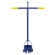 Post Hole Digger 150mm Auger Diameter With T-Handle