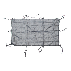 Cargo Net Heavy Duty 2.6m x 1.8m x 50mm Webbing With 8MM Bungee Cord & Stainless Steel