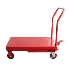 Hydraulic Scissor Lift 226kg 740mm Lift Height Table 810mm x 500mm
