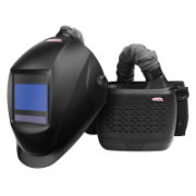 Welding Helmet Air Fed PAPR 3 Airflow Levels Shade 5 to 13 Automatic Welding