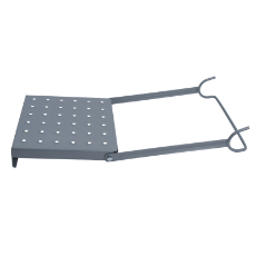 Steel Side Platform Heavy Duty With Non Slip Surafce To Suit Extension Ladder Range