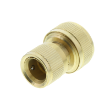 597872 - Brass Garden Hose Fitting 3/4