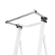 Safety Gate Barrier Kit Suit Platform Ladder Both Fiberglas & Aluminium Series