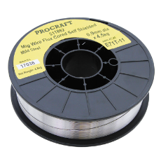 Wire Mig E71T-11 0.9MM 4.5 Kg Flux Cored Self Shielded Multiple Pass Gasless