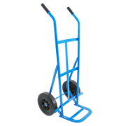 Hand Trolley GP 200KG Load 200KG Load Rating With Puncture Proof Wheels