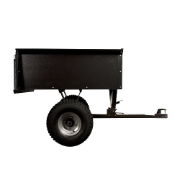 Dump Cart Suit Atv 300Kg Fitted With Large 18