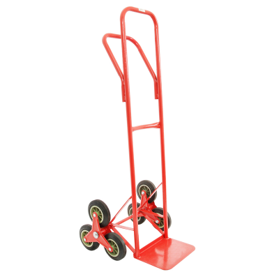 Handtrolly Stair Climber 120kg Capacity 3 Wheels