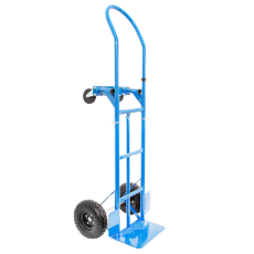 Hand Trolley & Platform Trolley 200KG Load rating with Puncture Free Wheels