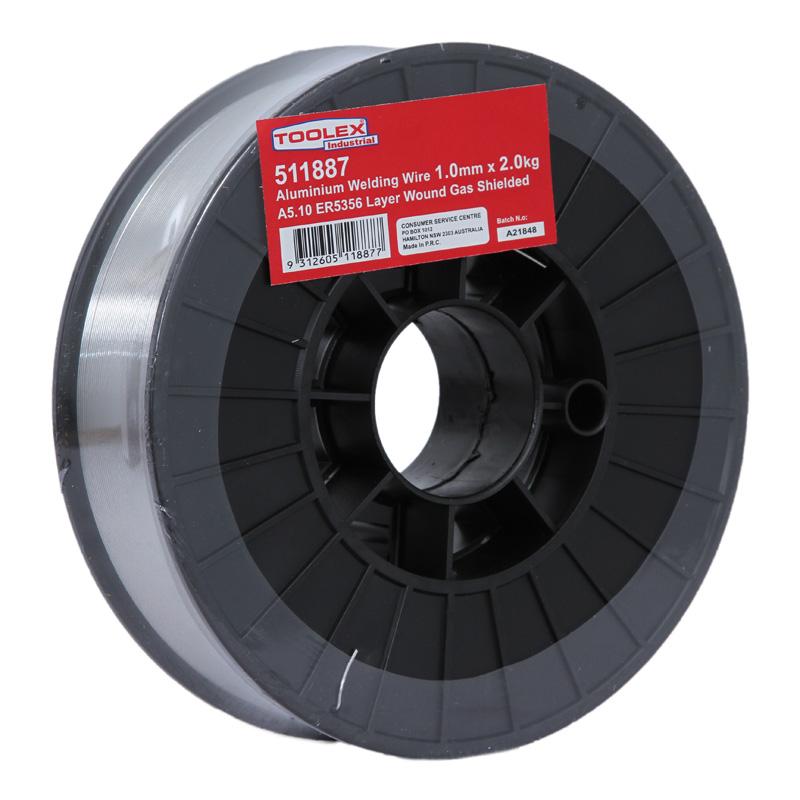 Aluminium Mig Welding Wire 5356-0.8mm x 6kg